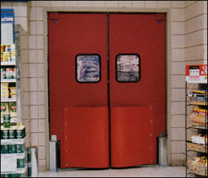 HFG foam insulated gasketed doors are supplied with a perimeter seal for use in coolers and other areas with temperature differentials. & Competitive Door \u0026 Finish - Doors